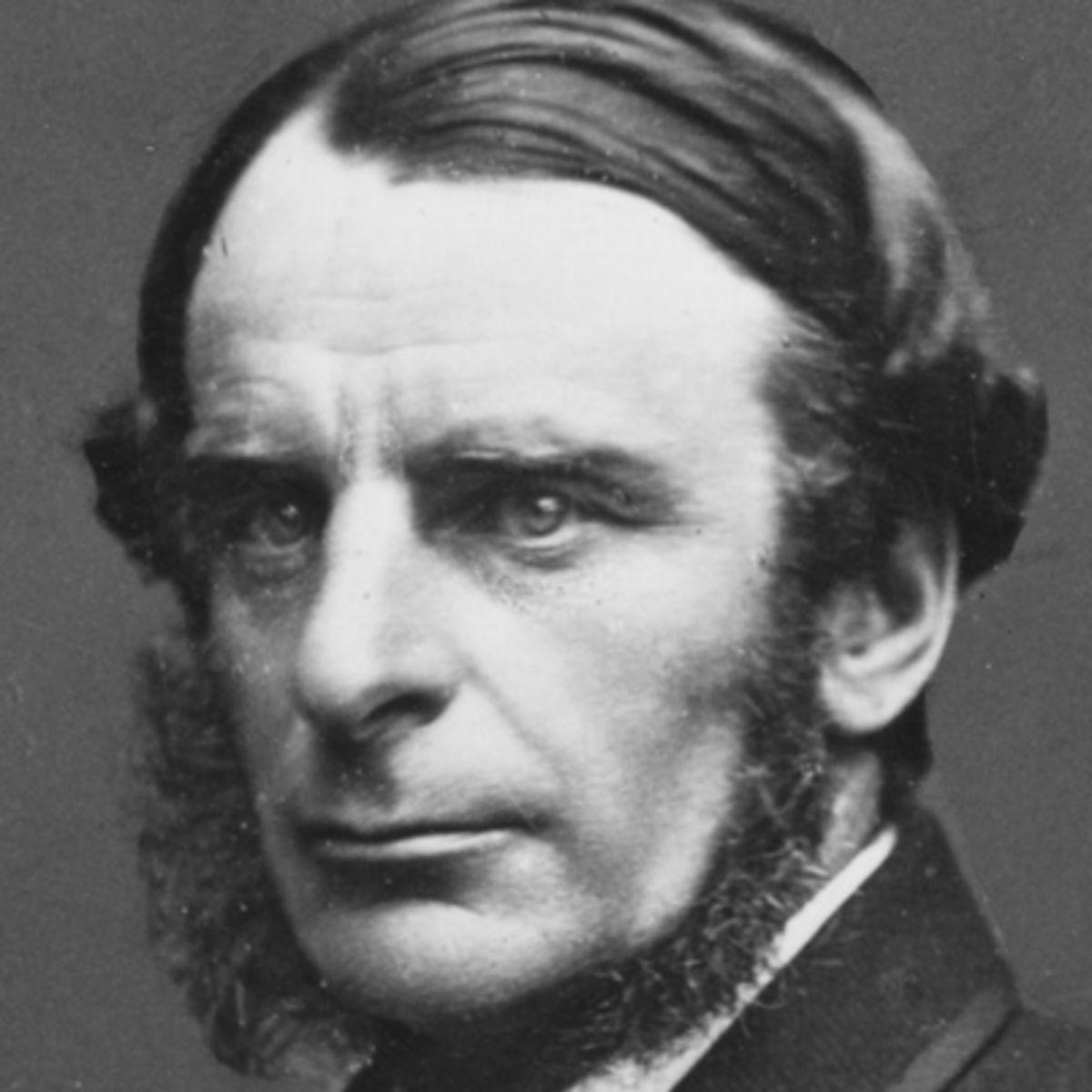 Charles Kingsley İngiliz yazar (ÖY-1875) tarihte bugün