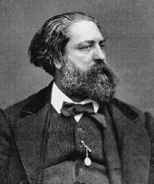 Gustave Aimard, Fransız yazar (DY-1818) tarihte bugün