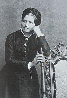 Johanna Spyri, isviçreli yazar (DY-1827) tarihte bugün