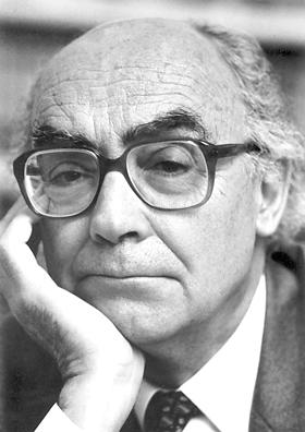 Jose Saramago, Nobel Edebiyat Ödülü sahibi Portekizli yazar (DY-1922) tarihte bugün