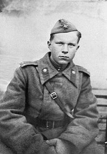 Vasil Bikov, Rus yazar (DY-1924) tarihte bugün