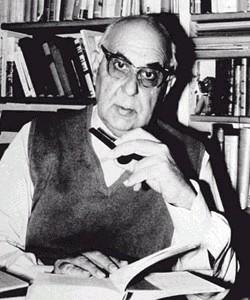 Yorgo Seferis, Yunan şair. Nobel Edebiyat Ödülü sahibi (ÖY-1971)