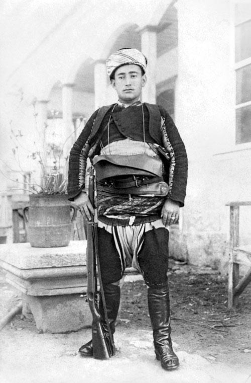 Yörük Ali Efe, Kurtuluş Savaşı kahramanlarından (DY-1895) tarihte bugün