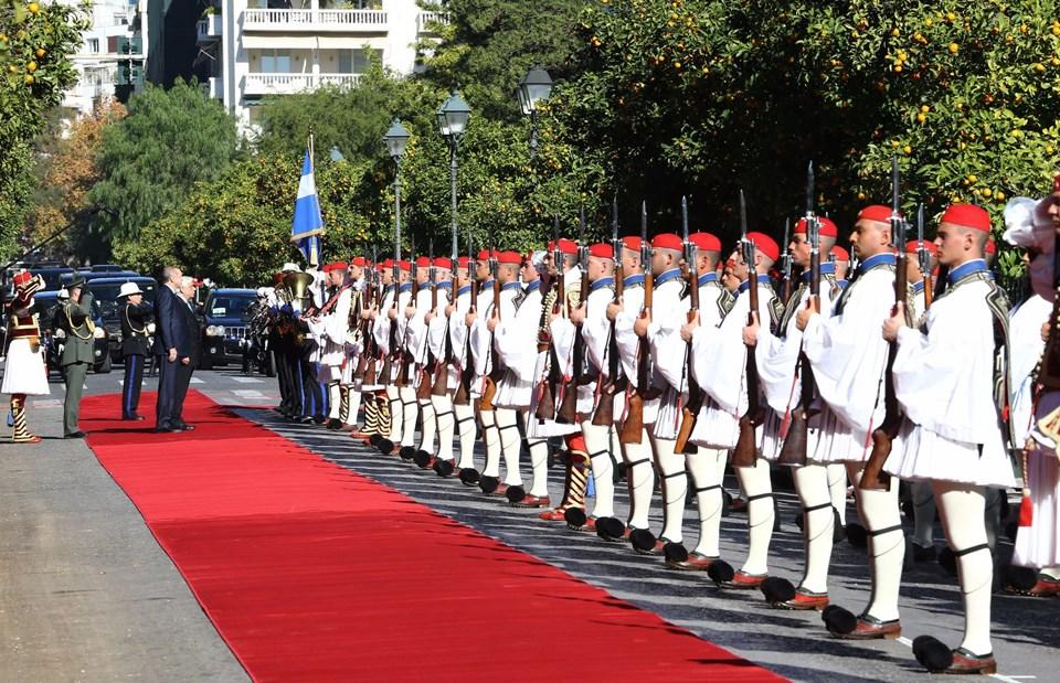 Yunanistana Altmış Beş Yıl Sonra Cumhurbaşkanı Ziyareti