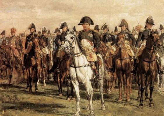 Fransız Ordusu Viyanaya Girdi - 13 Kasım 1805 - Tarihte Bugün